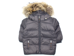 Ver de Terre baby down jacket anthracite