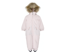PREORDER Ver de Terre snowsuit rose powder
