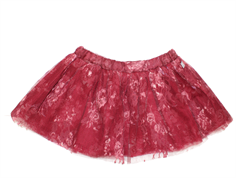 Wheat skirt Harriet dark berry