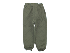 Wheat thermal trousers Alex dark army