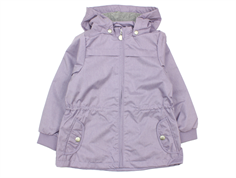 Wheat transition jacket/windbreaker Darlene lavender